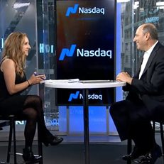 David Cowen speaks with Jill Malandrino on Nasdaq's