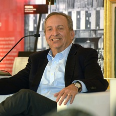 Larry Summers speaks at Bitcoin program