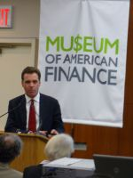 Talk and book signing with Niall Ferguson on \