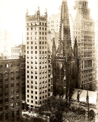 Whither Wall Street: The Recent Past and Evolving Future of the Architecture of Wall Street