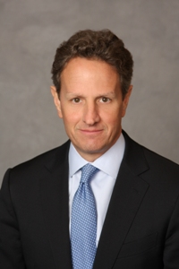 A Conversation with Tim Geithner