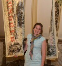 Artist's Talk and Tour: Emily Erb on