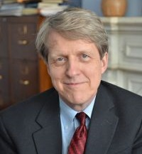 Nobel Laureate Robert Shiller on \