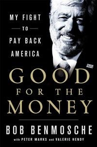 Joe Jordan on Bob Benmosche and his book,
