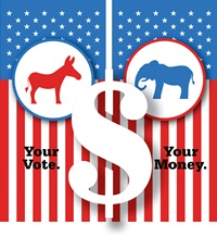 Your Vote. Your Money.: Tracking Investor Sentiment in the Run-up to the Election