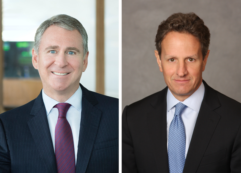 2018 Gala Honoring Ken Griffin and Timothy Geithner