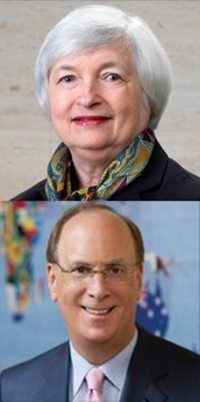 2019 Gala Honoring Dr. Janet Yellen and Laurence Fink