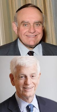 Conversation with Mario Gabelli and Leon Cooperman