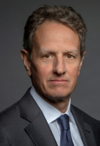 An Evening with Timothy Geithner