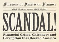 Walking Tour: Wall Street Scandals