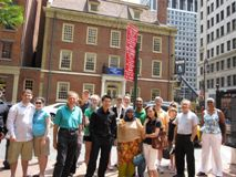 Walking Tour: New York History from the Dutch to Today