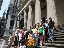 Walking Tour: Revolutionary New York
