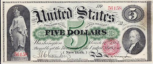 Greenback Museum Of American Finance