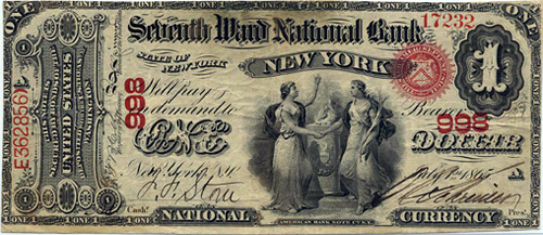 National Bank Note Museum Of American Finance