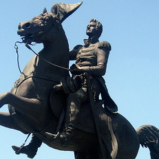 Jackson Statue, New Orleans