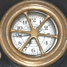 Federal Reserve Watch Clock, 1927