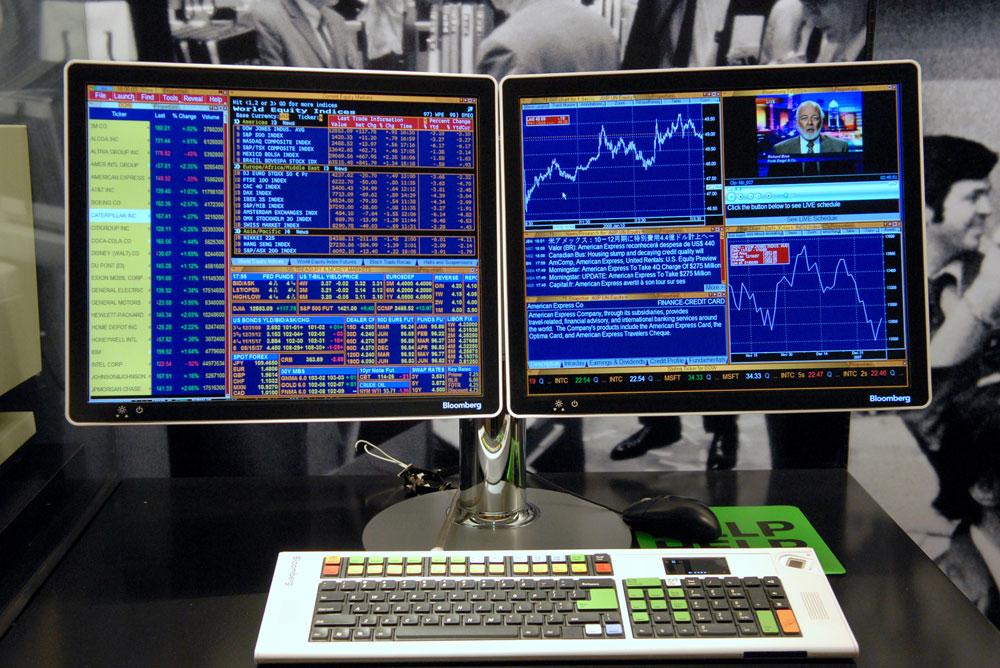 Bloomberg Terminal Museum Of American Finance