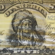 $5 Chief Silver Certificate