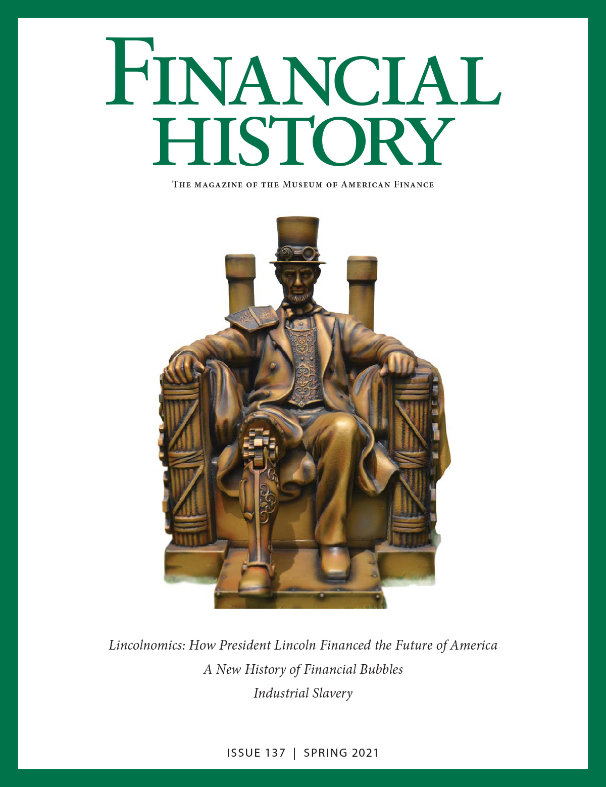 Financial History Issue 137