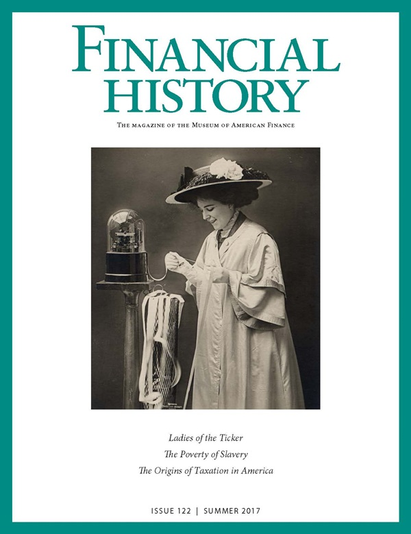 Financial History Magazine, Issue 122