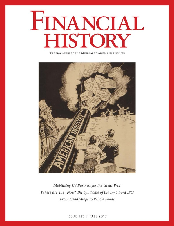 Financial History Magazine, Issue 123