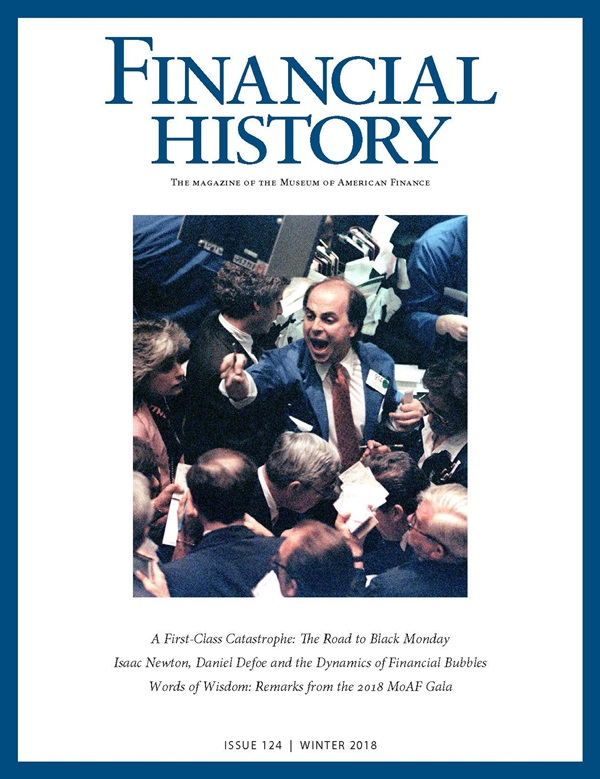 Financial History Magazine, Issue 124