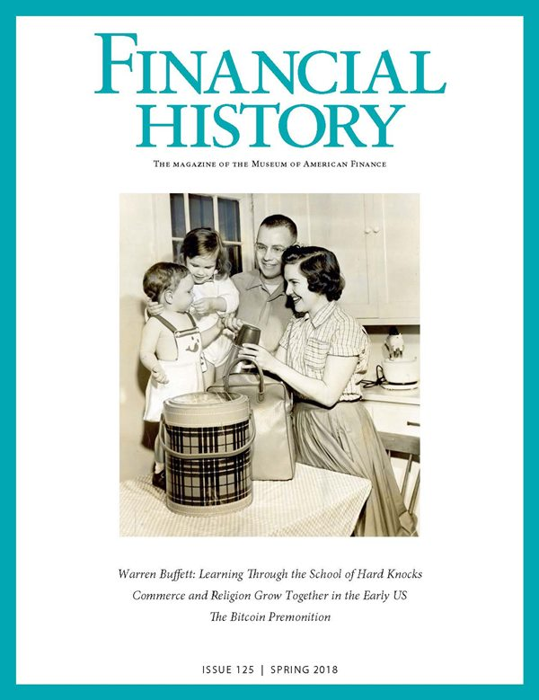 Financial History Magazine, Issue 125