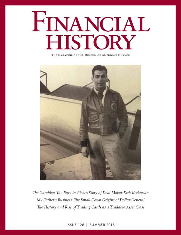 Financial History Magazine, Issue 126