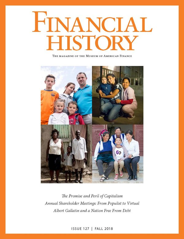 Financial History Magazine, Issue 127