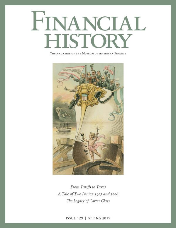 Financial History Magazine, Issue 129