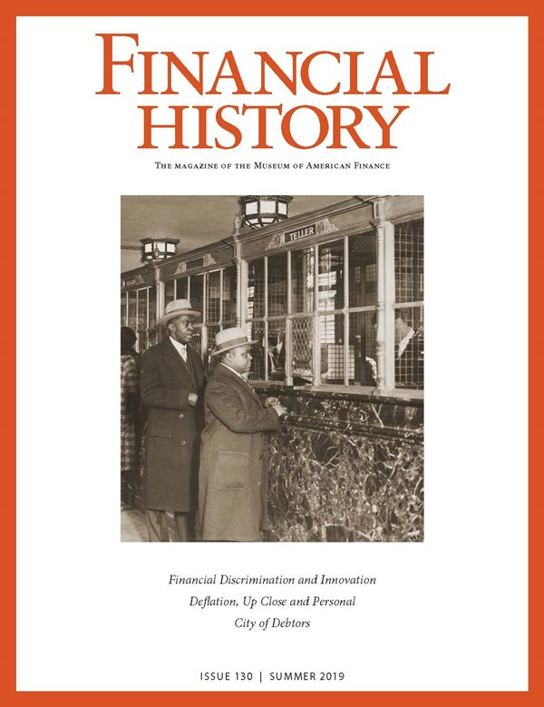 Financial History Magazine, Issue 130