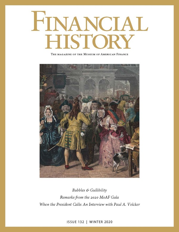 Financial History Magazine, Issue 132