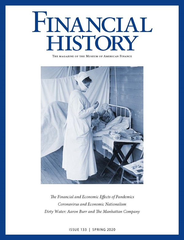 Financial History Magazine, Issue 133