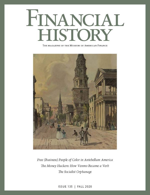 Financial History Magazine, Issue 135