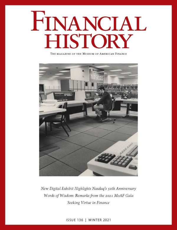 Financial History Magazine, Issue 136