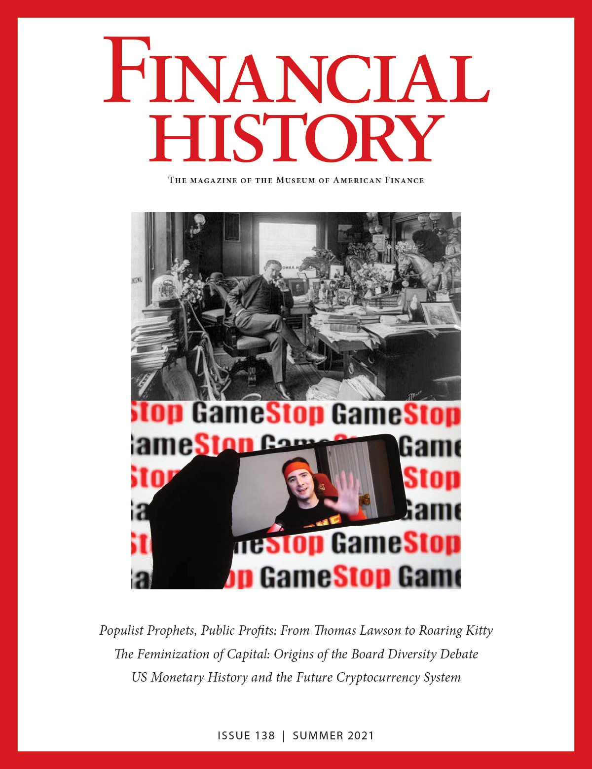 Financial History Issue 138