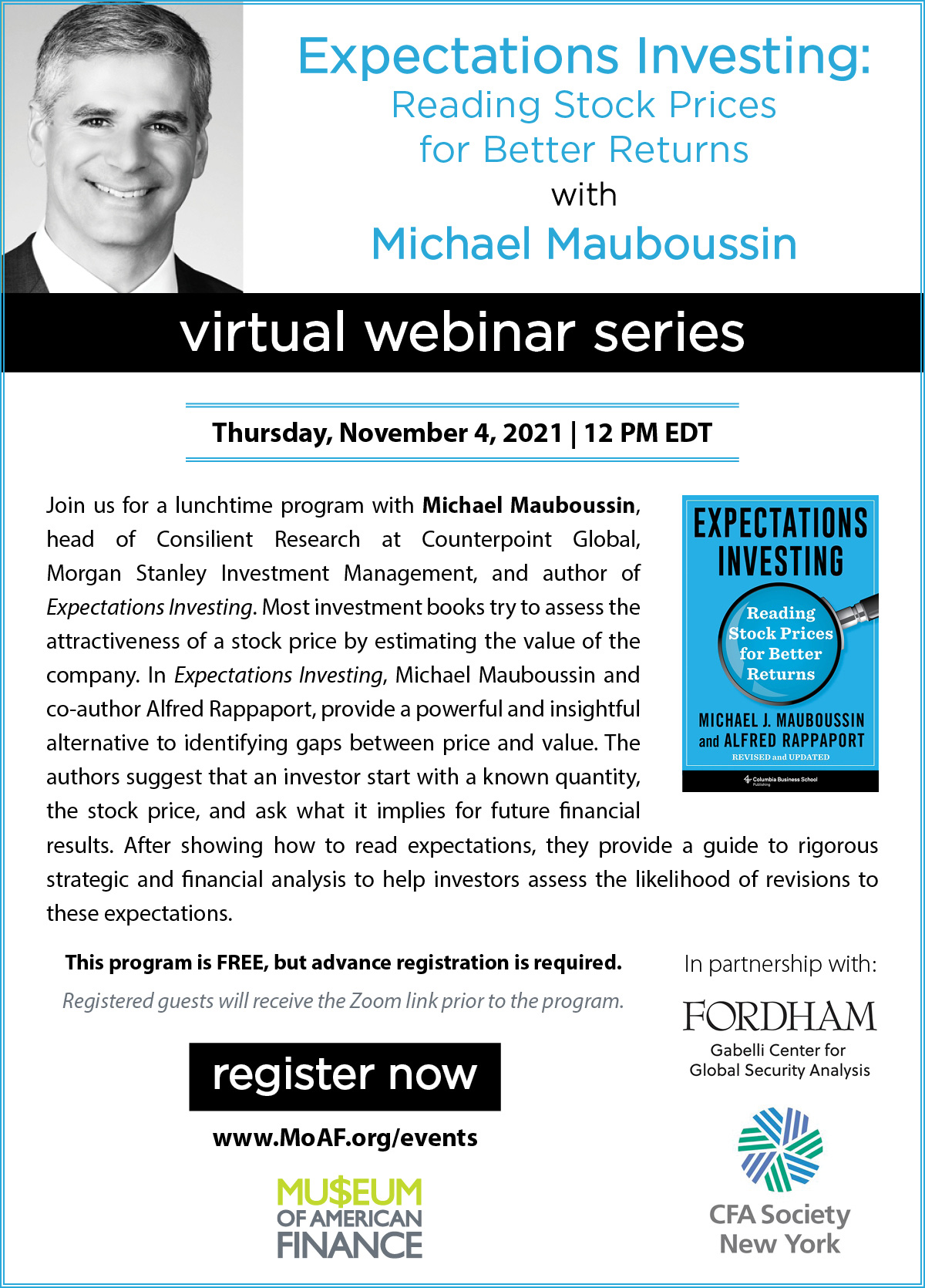 Michael Mauboussin on Expectations Investing