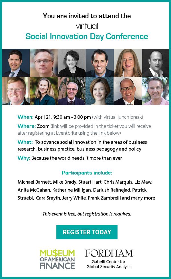 Social Innovation Conference