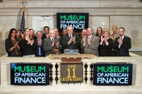 MoAF, R.W. Pressprich and Boys' Club of NY Ring NYSE Opening Bell to Launch Free Student Program
