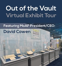 """Out of the Vault"" Video Series Offers Virtual Tour of Museum Collection"