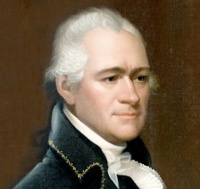 Alexander Hamilton Before the Revolution
