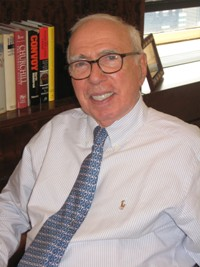 Felix Rohatyn to Receive 2012 John C. Whitehead Award from Museum of American Finance