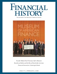 Financial History, Issue 117