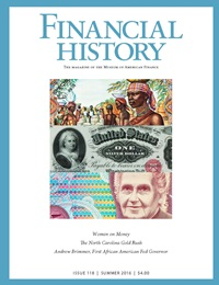 Financial History, Issue 118