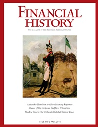 Financial History, Issue 119