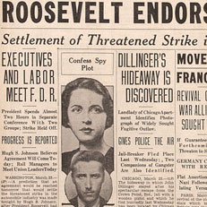 Roosevelt Endorses Job Act