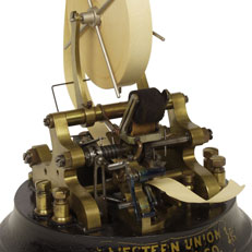 Edison universal Stock Ticker