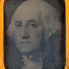 Washington Daguerrotype